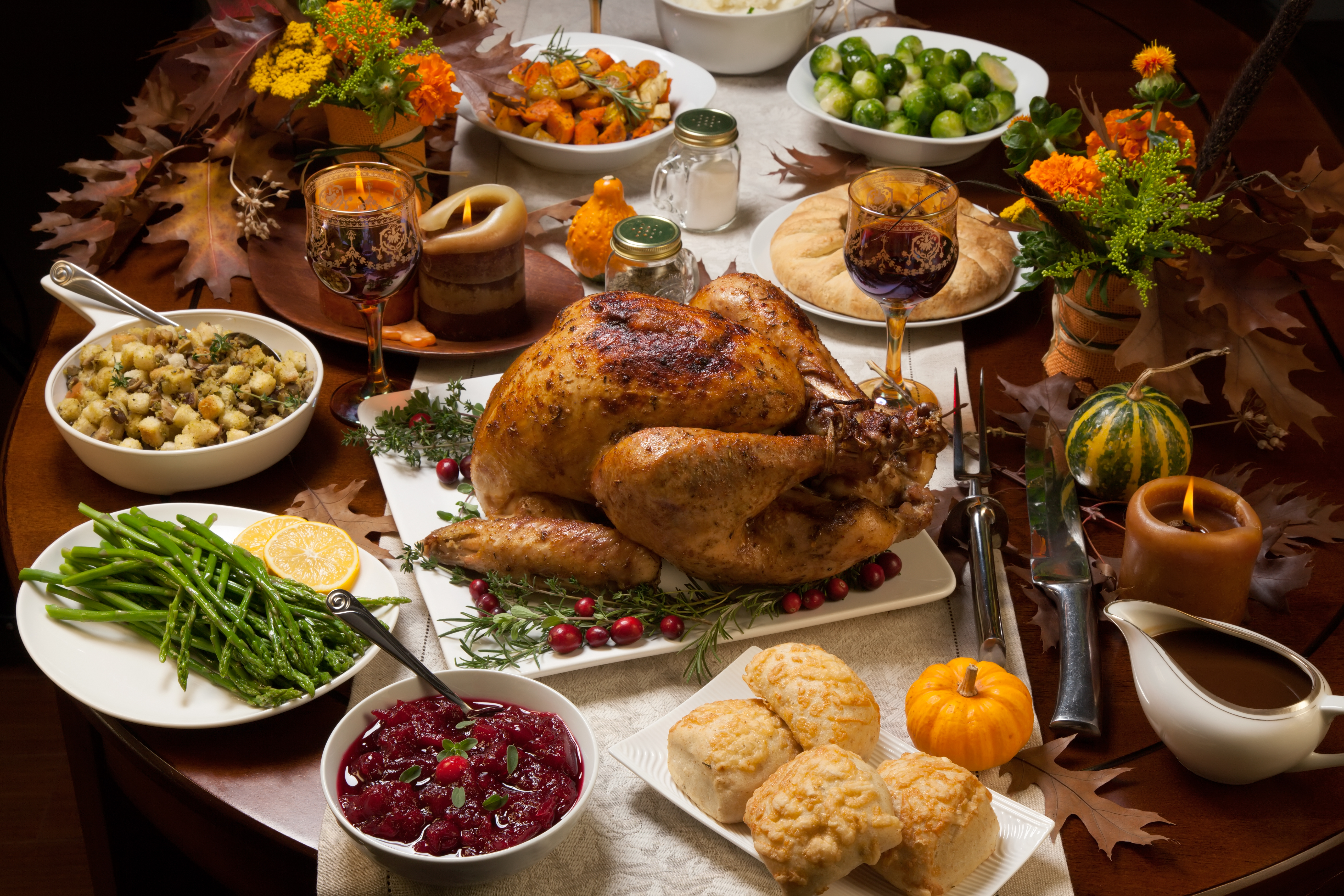 thanksgiving food pictures - HD1200×800