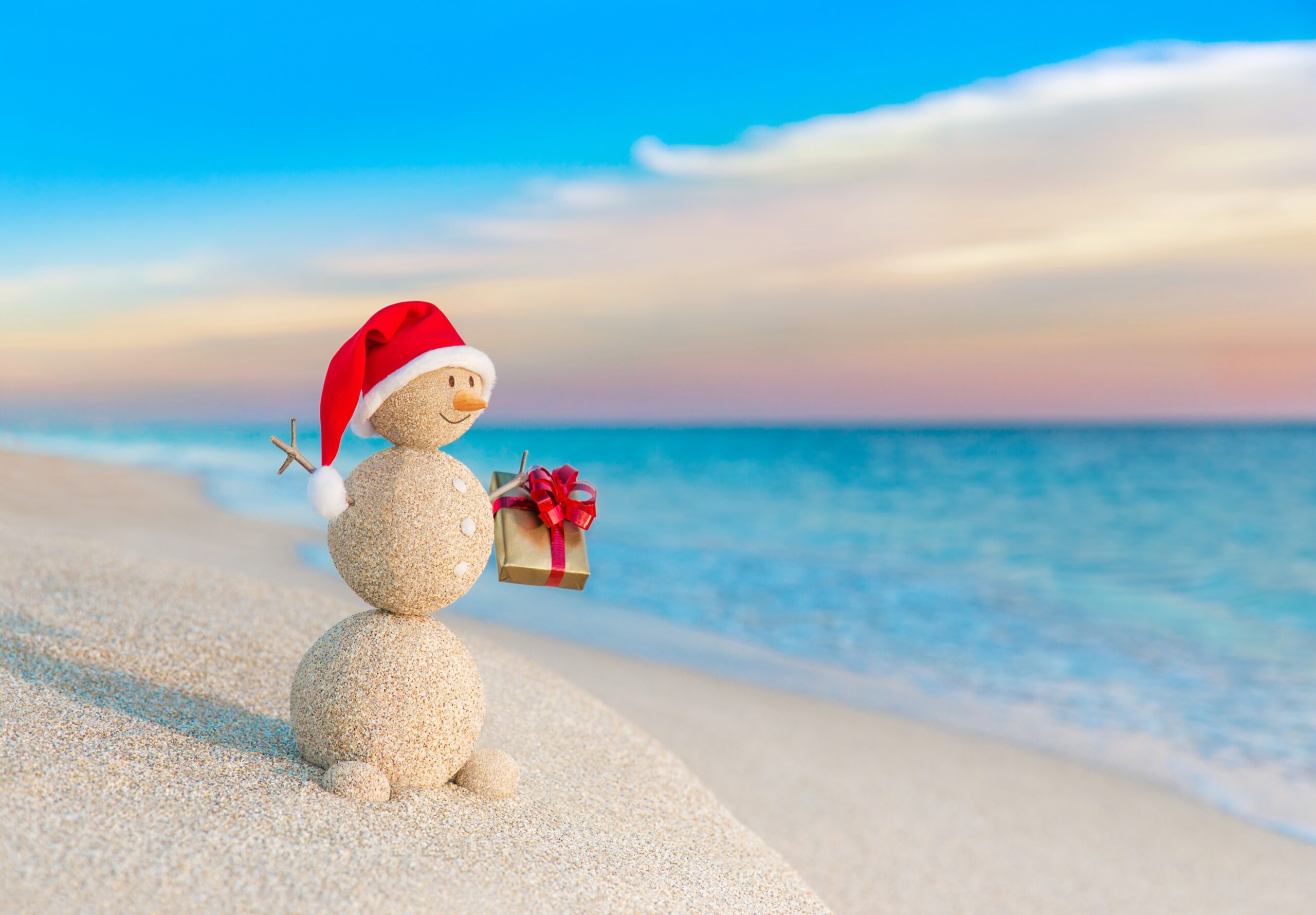 Find Peace during Christmas in July