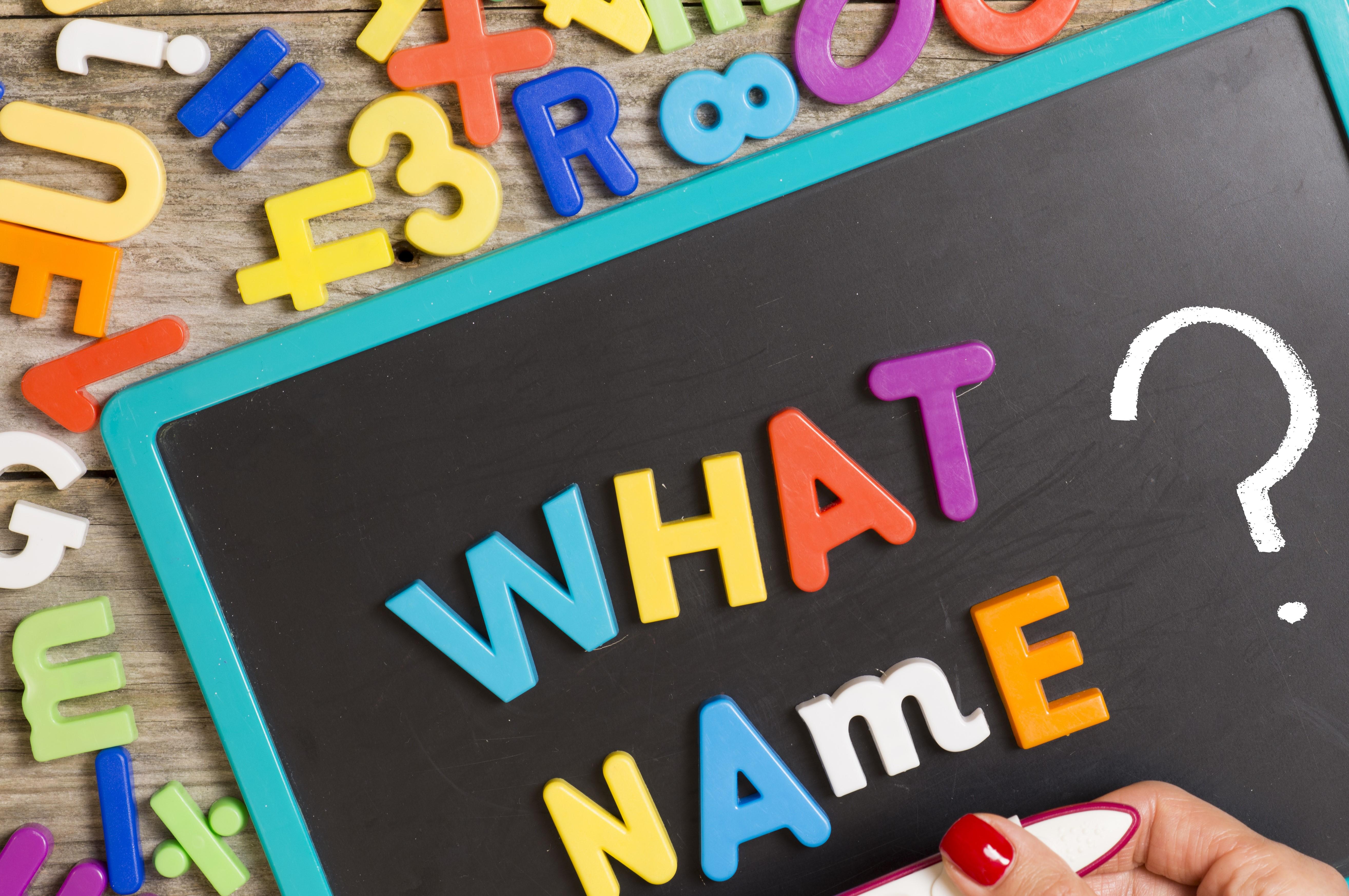 What Name Brings Joy?